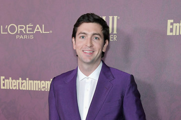 Nicholas Braun Entertainment Weekly And L'Oreal Paris Hosts The 2018 Pre-Emmy Party - Arrivals