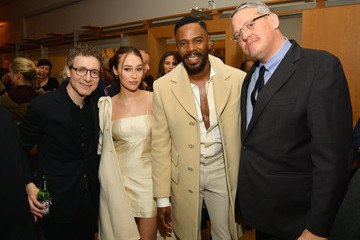 Nicholas Britell The Hollywood Reporter's 7th Annual Nominees Night Presented by Mercedes-Benz, Century Plaza Residences, and Heineken USA - Inside