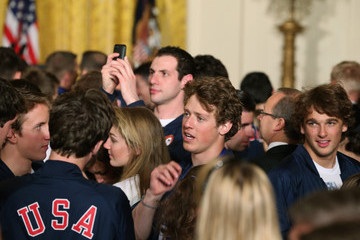 Nicholas Goepper The Obamas Welcome Olympians and Paralympians