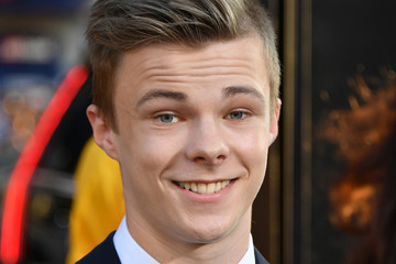 Nicholas Hamilton Premiere of Warner Bros. Pictures and New Line Cinema's 'It' - Arrivals