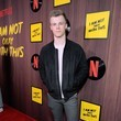 Nicholas Hamilton Premiere Of Netflix's I AM NOT OKAY WITH THIS In Los Angeles, CA
