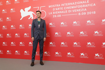 Nicholas Hoult 'The Favourite' Photocall - 75th Venice Film Festival