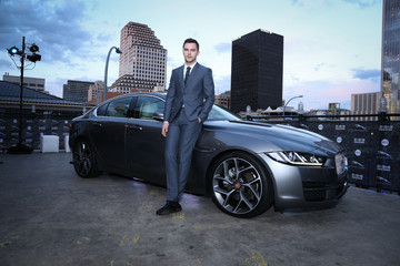 Nicholas Hoult The Boffin's Lab Powered By Jaguar And WIRED Insider