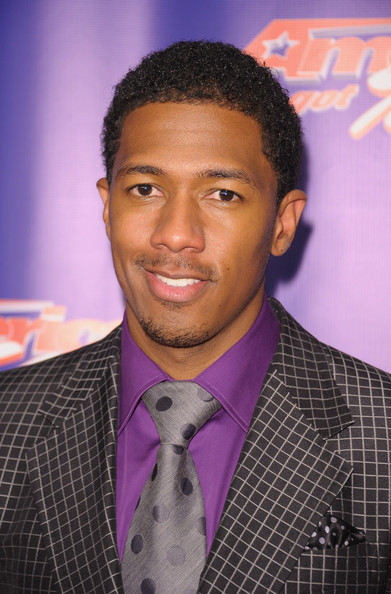 """Actor/TV Personality Nick Cannon attends an """"America's Got Talent"""