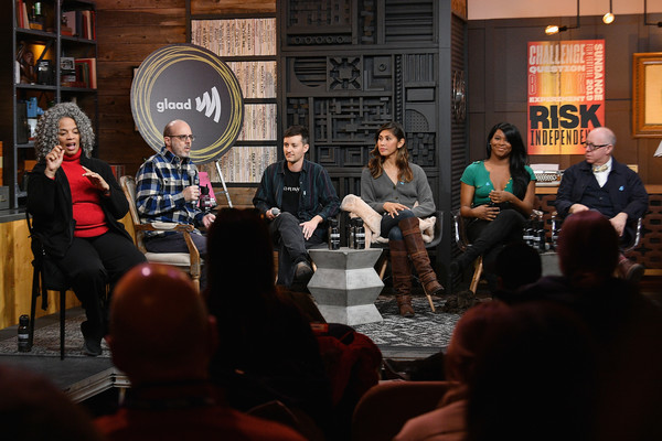 2019 Sundance Film Festival -  GLAAD Hosts Beyond The Transition Narrative: Transgender Storytelling In The 21st Century Panel
