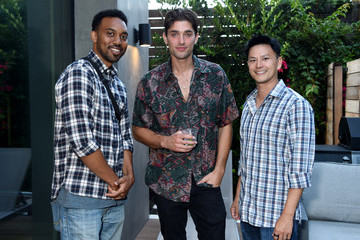 Nick Alexander Emmy-Nominated Phiphen Pictures Hosts 'Its Bruno' Block Party