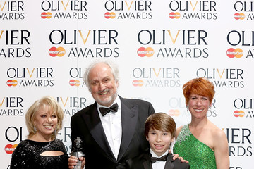 Nick Allott Laurence Olivier Awards - Press Room