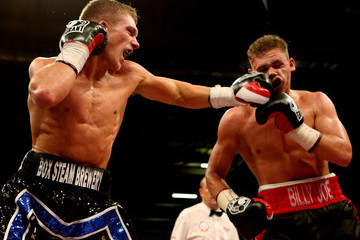 Nick Blackwell Boxing @ Excel