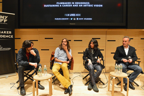Lisandro Alonso Panel Discussion