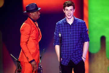 Nick Cannon Nickelodeon's 28th Annual Kids' Choice Awards - Show