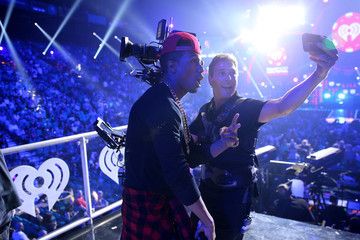 Nick Cannon 2014 iHeartRadio Music Festival - Night 2 - Show