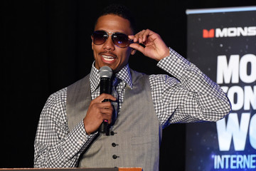 Nick Cannon International CES Press Event