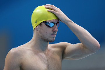 Nick D'Arcy Olympics - Previews - Day - 3