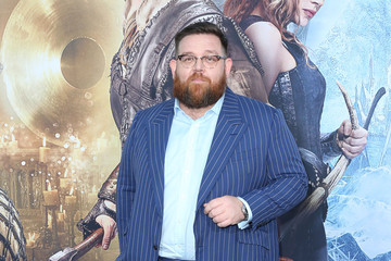Nick Frost Premiere of Universal Pictures' 'The Huntsman: Winter's War' - Arrivals