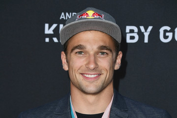 Nick Goepper Teton Gravity Research's 'Andy Iron's Kissed By God' World Premiere