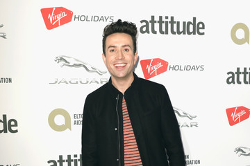 Nick Grimshaw Attitude Awards 2017 - Red Carpet Arrivals