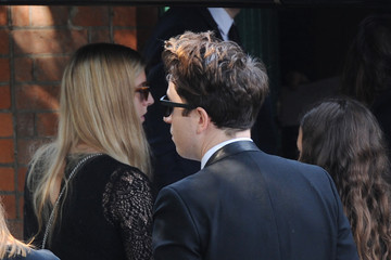 Nick Grimshaw Funeral Held for Peaches Geldof — Part 4