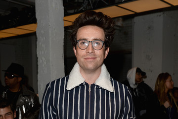 Nick Grimshaw Front Row: Day 4 - London Collections Men AW16