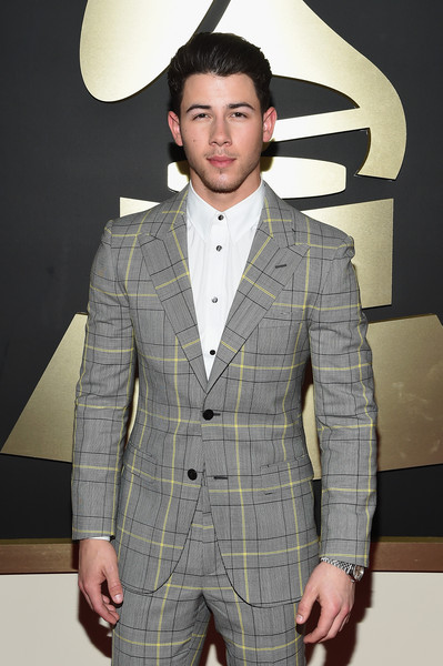 The 57th Annual GRAMMY Awards - Red Carpet []