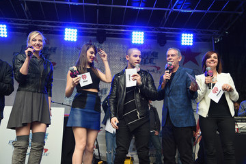 Nick Jonas Elvis Duran Z100 Jingle Ball Presented by Capital One, Kick-Off Event at Macy's Herald Square