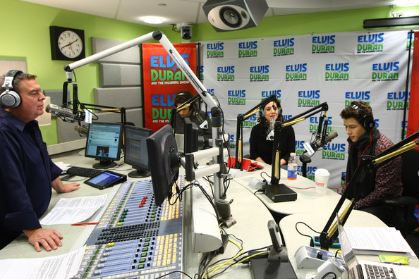Nick Jonas Visits The Elvis Duran Z100 Morning Show | Apps Directories