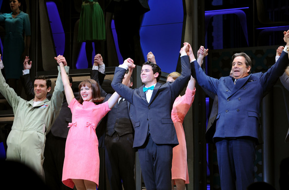 """Nick Jonas Joins The Cast Of """"How To Succeed In Business Without Really Trying"""" On Broadway - Curtain Call"""