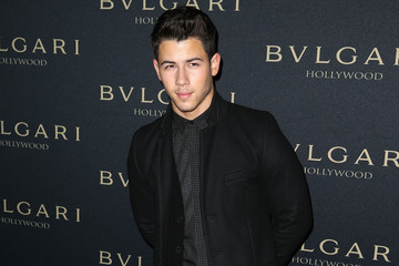 "Nick Jonas BVLGARI ""Decades Of Glamour"" Oscar Party Hosted By Naomi Watts - Arrivals"