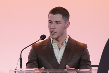 Nick Jonas Daily Front Row's 3rd Annual Fashion Los Angeles Awards - Show