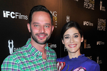 Nick Kroll Guests Attend the Premiere of IFC Films' 'Sleeping With Other People'