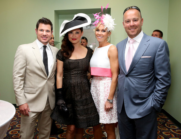 141st Kentucky Derby - Green Room