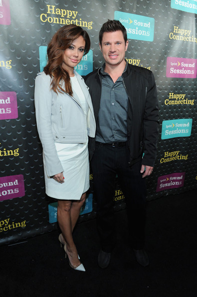 Nick Lachey - Arrivals at the Sprint Sound Sessions