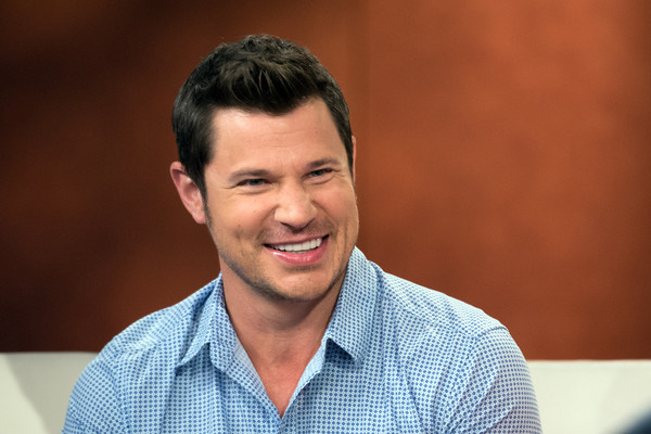 Nick Lachey Visits 'Fox & Friends'