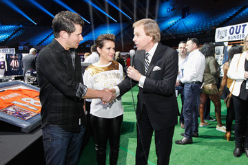 Nick Lachey Taste of the NFL Celebrates Its 25th Anniversary of Party with a Purpose at the Legendary Cow Palace in San Francisco