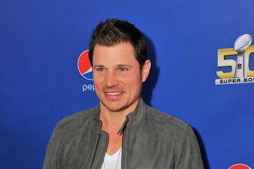 Nick Lachey The 2015 Pepsi Rookie of the Year Award Ceremony and Pharrell Concert at Pepsi Super Friday Night At Pier 70 In San Francisco
