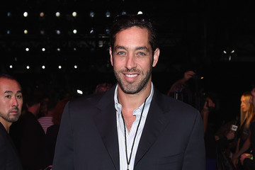Nick Loeb Vera Wang Collection - Front Row - September 2016 - New York Fashion Week: The Shows