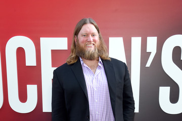 Nick Mangold 'Ocean's 8' World Premiere