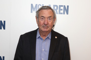 Nick Mason The U.K. Screening of 'McLaren'