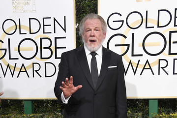 Nick Nolte 74th Annual Golden Globe Awards - Arrivals