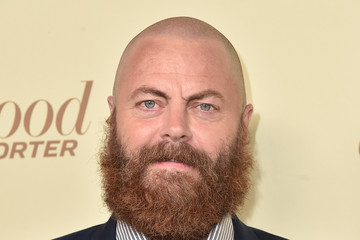 Nick Offerman The Hollywood Reporter And SAG-AFTRA Celebrate Emmy Award Contenders At Annual Nominees Night - Arrivals