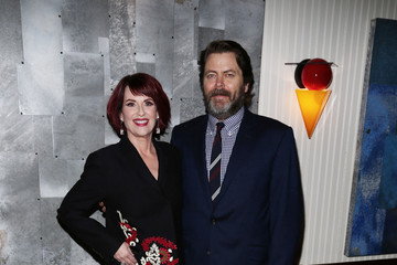 Nick Offerman 'Guys and Dolls' Afterparty in NYC