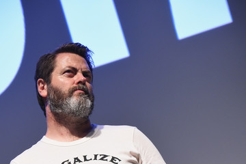 Nick Offerman 'The Hero' Premiere - 2017 SXSW Conference and Festivals