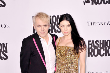 Nick Rhodes Nefer Suvio Fashion Rocks 2014 After Party - Arrivals