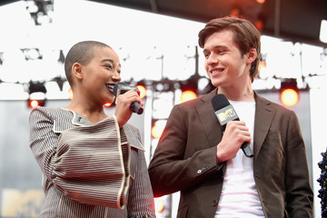 Nick Robinson 2017 MTV Movie and TV Awards - Festival