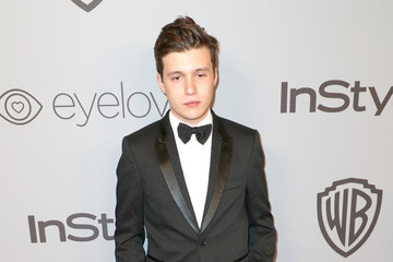 Nick Robinson The 2018 InStyle and Warner Bros. 75th Annual Golden Globe Awards Post-Party - Red Carpet