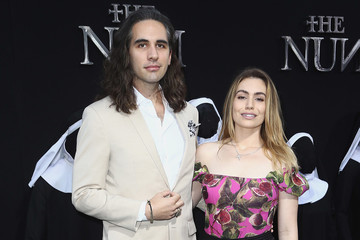 Nick Simmons Premiere Of Warner Bros. Pictures' 'The Nun' - Arrivals