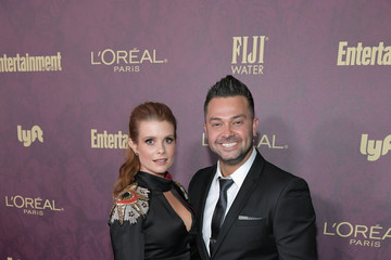 Nick Swisher Entertainment Weekly And L'Oreal Paris Hosts The 2018 Pre-Emmy Party - Arrivals