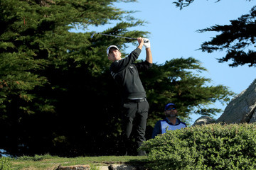 Nick Taylor AT&T Pebble Beach Pro-Am - Round Three