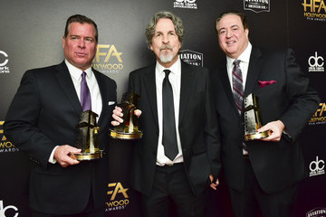 Nick Vallelonga Brian Hayes Currie 22nd Annual Hollywood Film Awards - Press Room