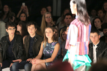 Nick Wolff Richard Chai LOVE & Men's - Front Row - Mercedes-Benz Fashion Week Spring 2015