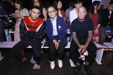 Nick Wooster TMall China Day: Particle Fever - Front Row - September 2018 - New York Fashion Week